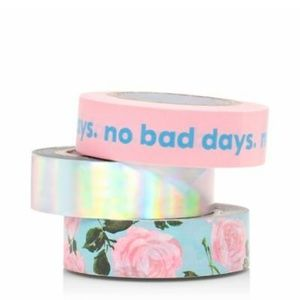 Ban.do Stick with It Paper Tape Set - Rose Parade